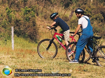 Foto Mountain bike (Cerro Chapelco)