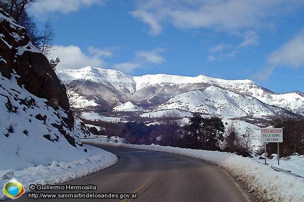 Circuito Norte Argentino En Auto : Área siete lagos en auto san martin de los andes