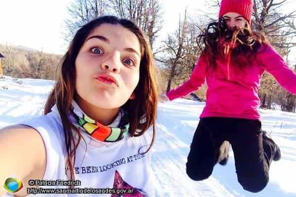 ... Galería Multimedia » Galería de fotos - Disfrutando en la nieve