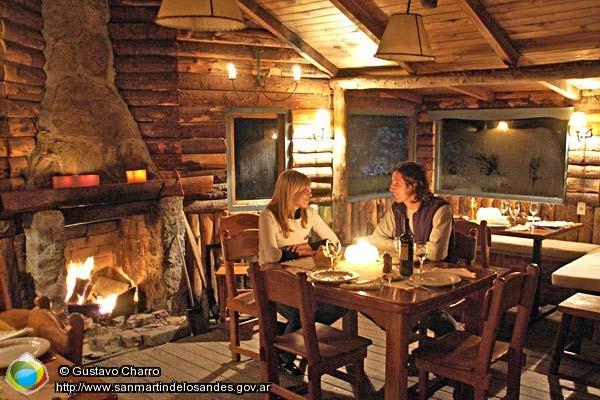 La casita del bosque san martin de los andes - Casitas del bosque ...