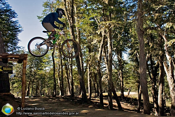 Foto Mountain bike  (Luciano Busca)