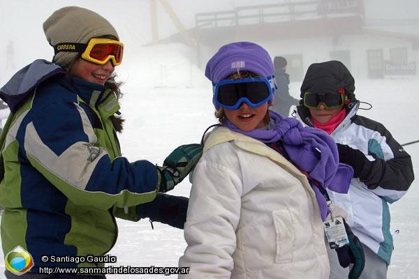 ... » Galería Multimedia » Galería de fotos - Chicos esquiadores